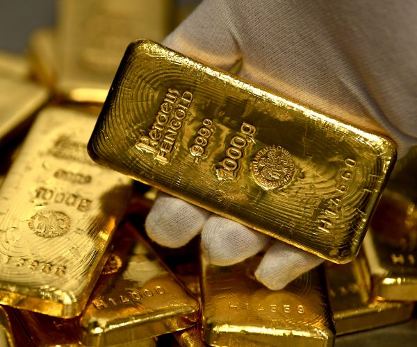 Gold Reached Its Highest Value Since 2013
