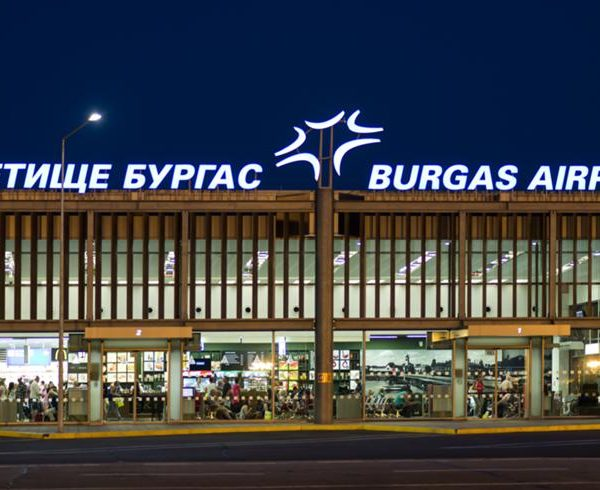 Bulgaria's Burgas Airport Will Resume Work On March 27 After Major Repair