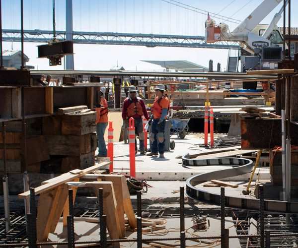 Building Construction Registered A 6% Growth Compared To Last Year