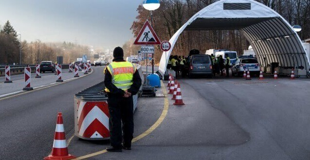 Germany Determined To Keep In Place Draconian Control Measures On Its Borders