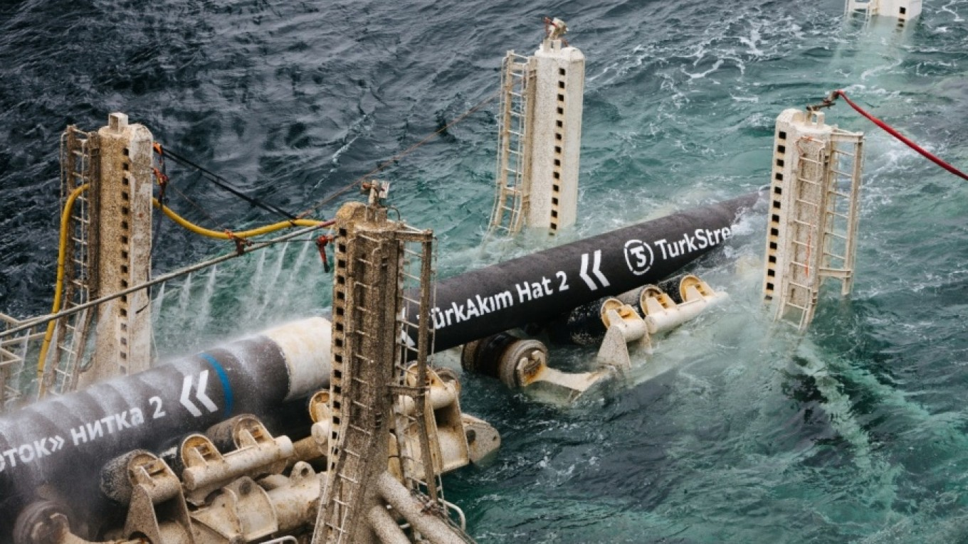 BNR: Turkish Stream Has Delivered 460 Million Cubic Meters Of Gas To Turkish-Bulgarian Border