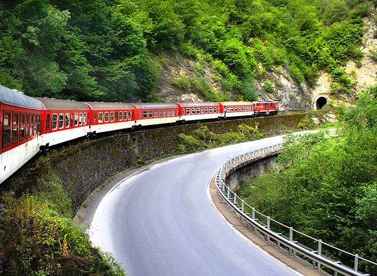 The Rhodope Narrow Gauge In Bulgaria Ranked Among The Guardian Top 10 Best Scenic Rail Journeys In Europe