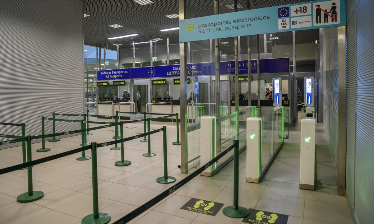 Which Were The EU's Busiest Passenger Airports 2018?