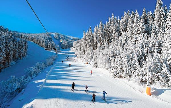 Four Not So Popular Ski Runs In Bulgaria