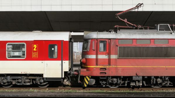 BDZ Trains To Be Repaired By A French Company