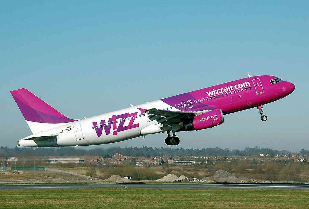 Wizz Air Is The Best Low-Cost Airline In Europe According To AirlineRatings