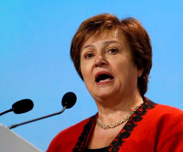 Kristalina Georgieva: IMF Mulls Creating USD 650 Billion In Reserves