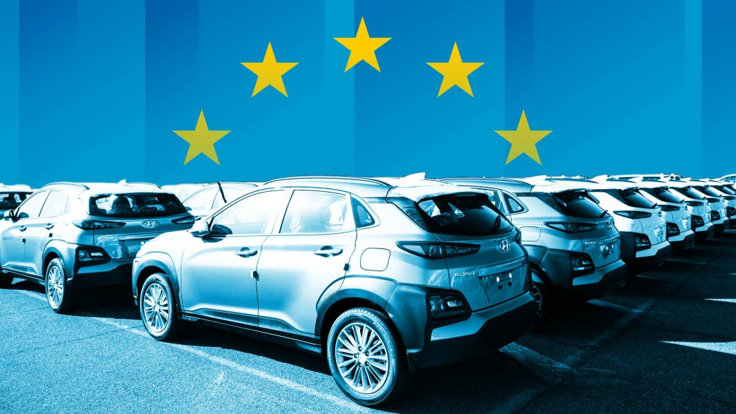 The EU Passenger Car Market Grew By 8.7% In October 2019