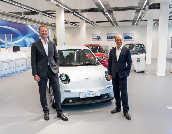 Official: Bulgaria Will Produce Electric Cars For Next E.Go Mobile