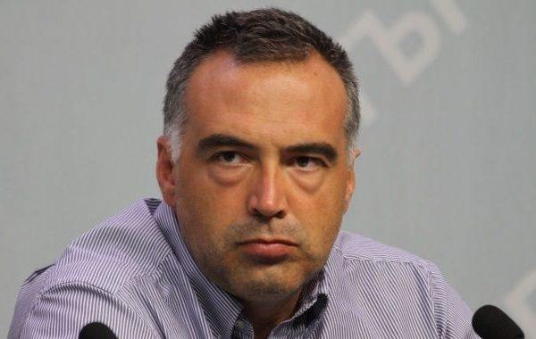 Anton Kutev: Bulgaria Facing Several Crises, Budgetary Reserves Exhausted