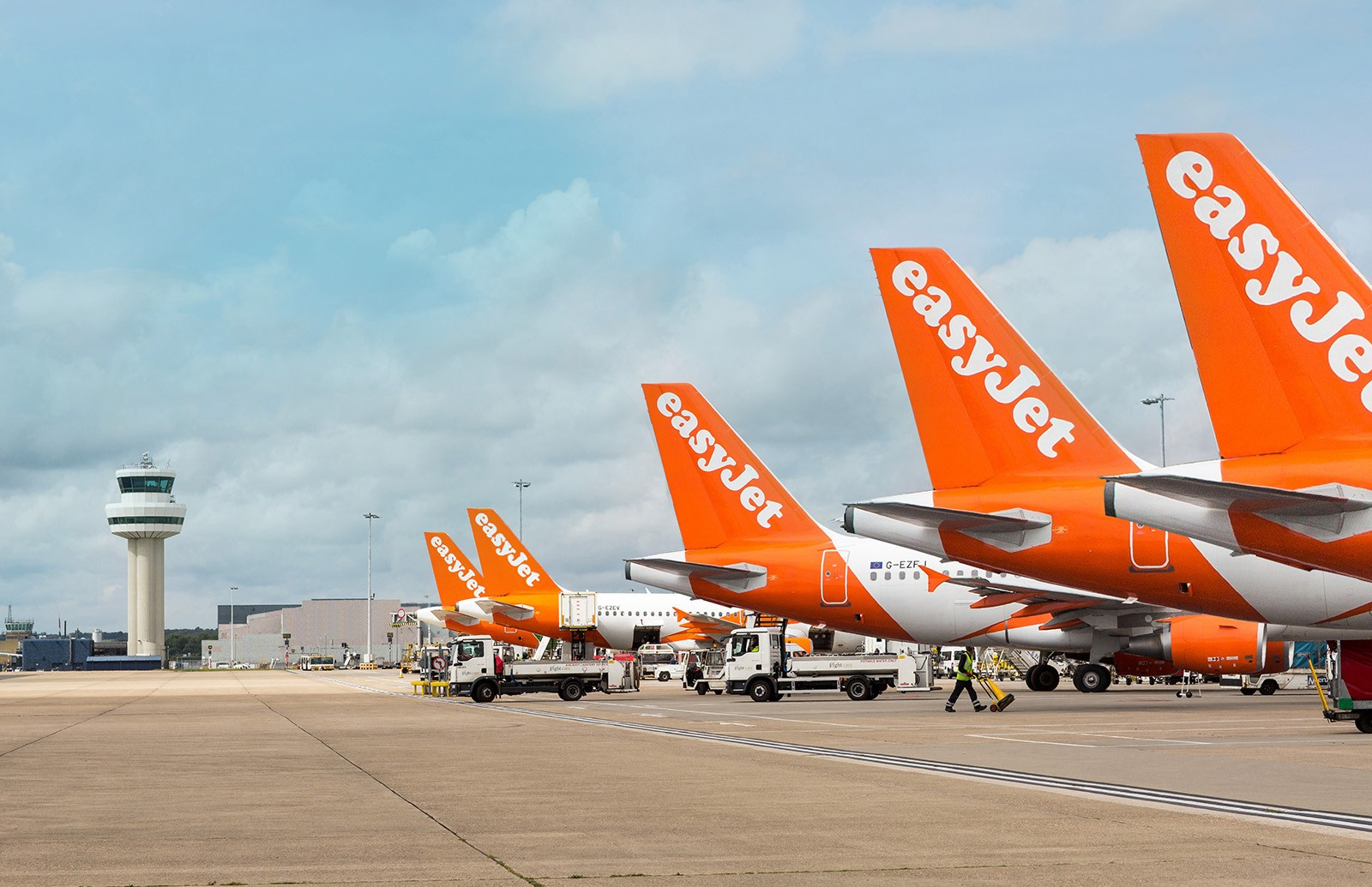EasyJet With Routes To 30 Countries In August