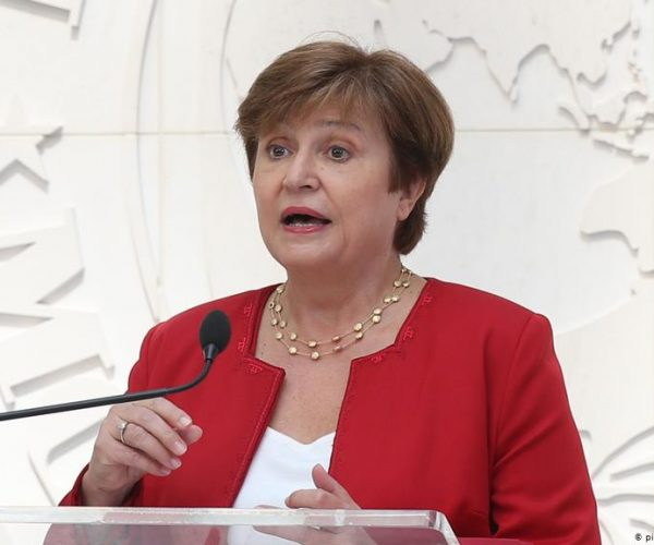"""World Bank's Ex-CEO Kristalina Georgieva Accused On Exerting Pressure On Bank's Staff To Boost China's Ranking In """"Doing Business 2018"""" Report"""