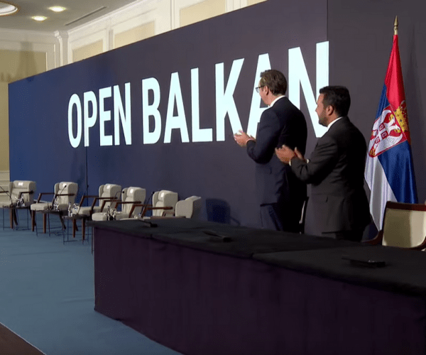 EU Scoffs At Balkan Mini Schengen