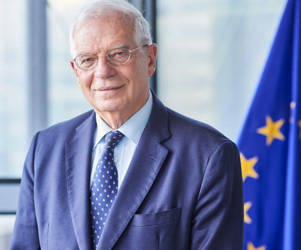 Josep Borrel: EU Needs Own Military Capacity To Respond To New Crises