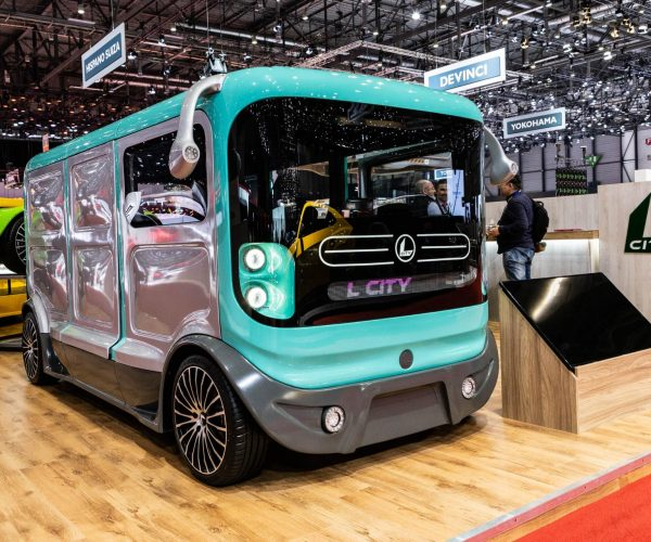 Bulgaria-Made All-Electric Mini Truck Will Compete For German Market